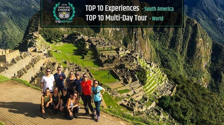 Inca Trail Trek to Machu Picchu 4D/3N
