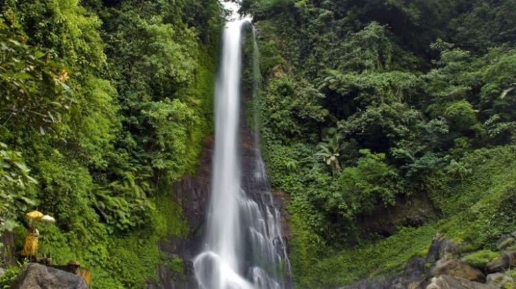 Incredible Waterfalls of Bali Tour