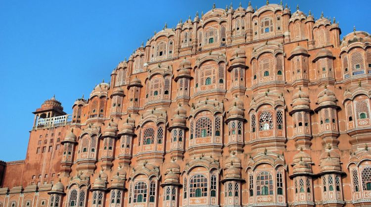Indian Golden Triangle Tour With Ranthambore