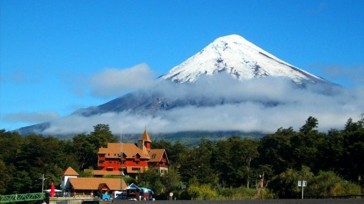 how to travel from santiago to osorno
