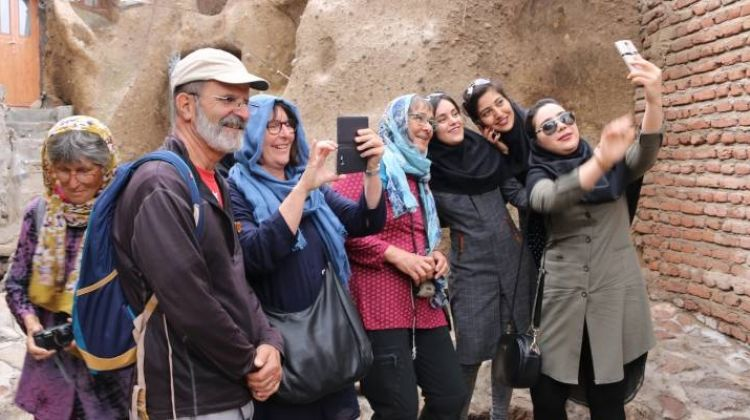 Iran: From The Northwest To The South