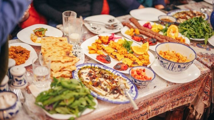Iran Real Food Adventure
