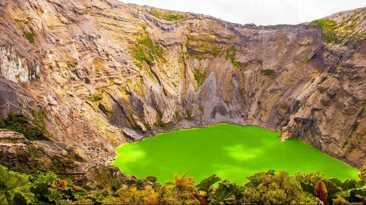 Irazu Volcano National Park and Cartago City Highlights