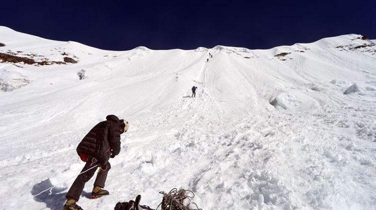 Island Peak Climbing + Everest 3 High Passes Trek
