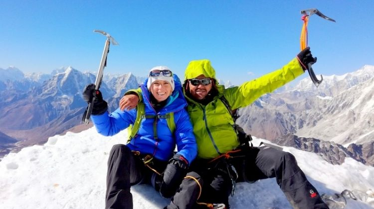 Island Peak Climbing Trek