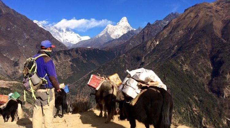 Island Peak Climbing with Everest Base Camp and Gokyo