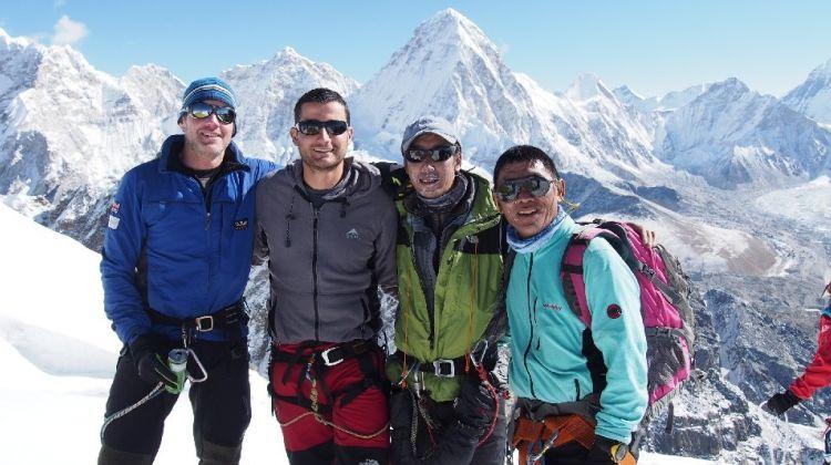 Island Peak Expedition (Short Climb)