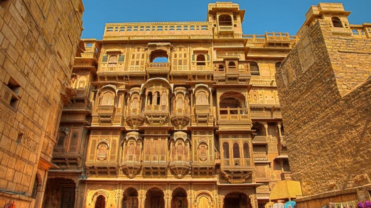 Jaisalmer & Jodhpur with Golden Triangle