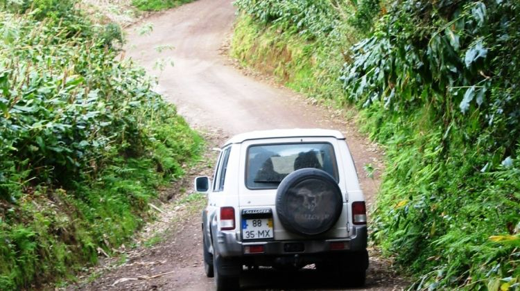 Jeep Tour 4x4 - Sete Cidades Half Day