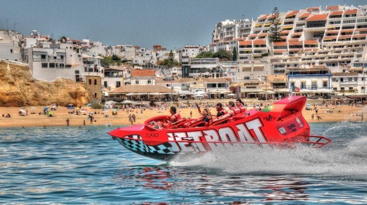 Jetboat Ride