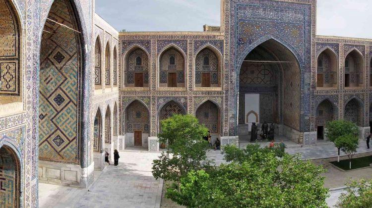 Jewels of Uzbekistan