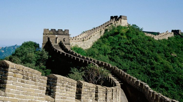 Jinshanling Great Wall Group Tour from Beijing