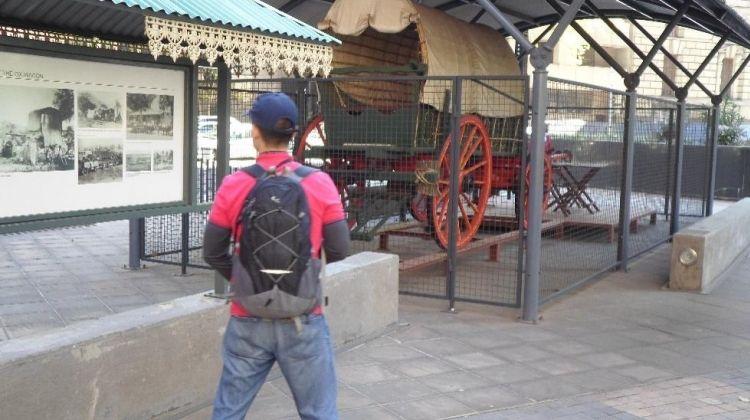 Johannesburg Walking Tour