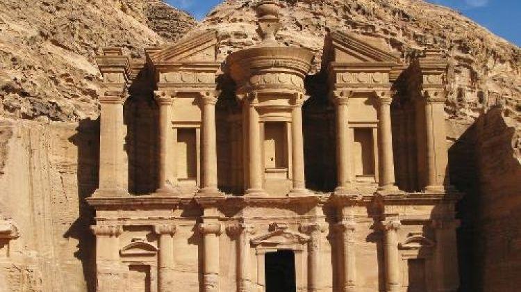 Jordan Dana Trek to Petra and Wadi Rum
