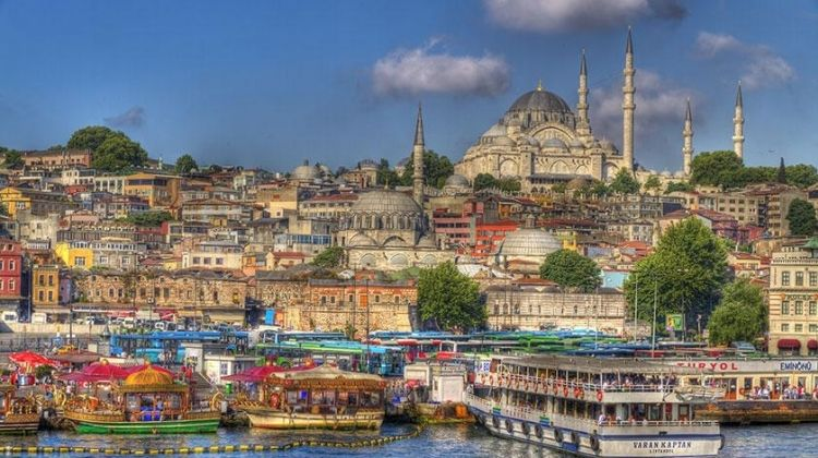 Journey to Istanbul