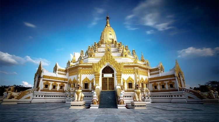 Journey To The Land Of Enlightenment - Myanmar, Private Tour
