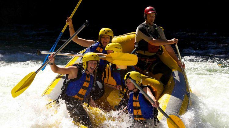 Kaituna rafting