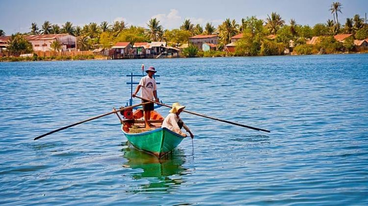 Kampot and Kep from Sihanoukville: 1-day
