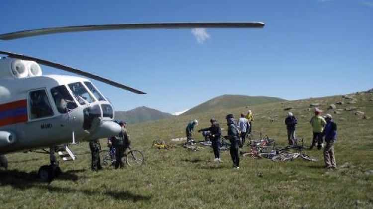 Kazakhstan & Kyrgyzstan by Bike