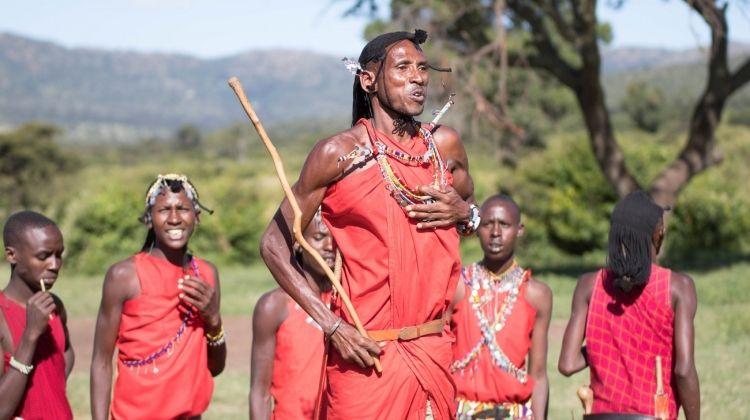 Kenya to South Africa 47 Days