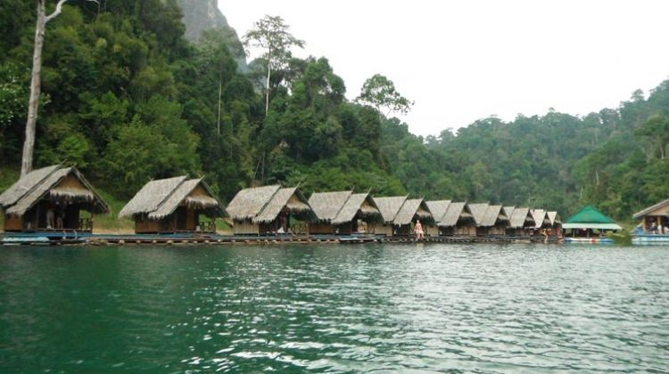 Khao sok & cheow lan lake adventure