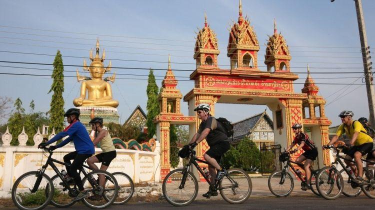 Khmer Empire Explorer by Bike