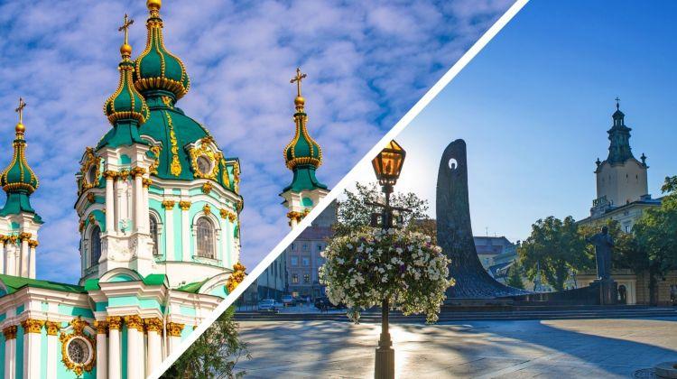 Kiev & Lviv Tour