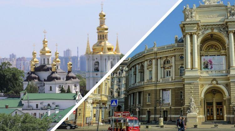 Kiev & Odessa Tour