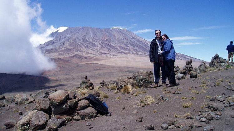 Kilimajaro Trek - Lemosho Route - Moshi Start 8 Days