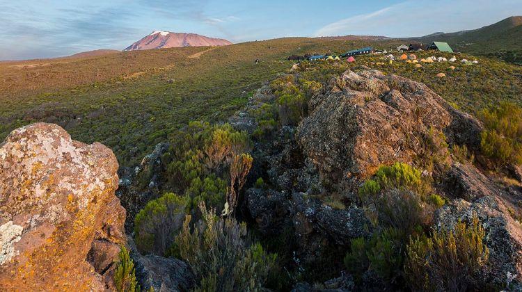Kilimanjaro Adventure /Marangu Route 7 days