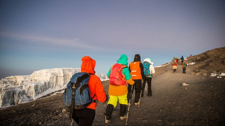 Kilimanjaro Climb-Lemosho Route 8 Days Itinerary