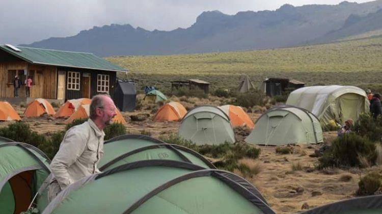 Kilimanjaro Climb - Lemosho Route