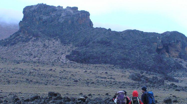 Kilimanjaro - Lemosho route, 8 days