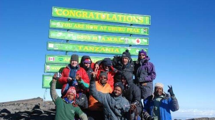 Kilimanjaro - Lemosho Route & Wildlife Safari