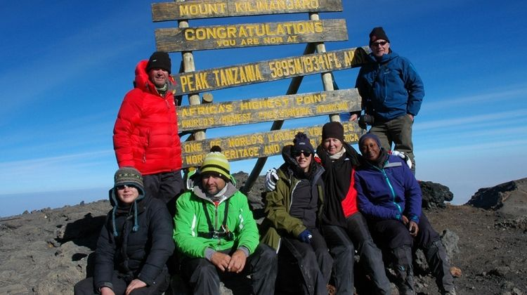 Kilimanjaro - Lemosho Trek + Safari Extension
