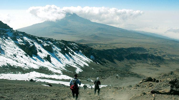Kilimanjaro Lemosho Trek + Zanzibar Extension