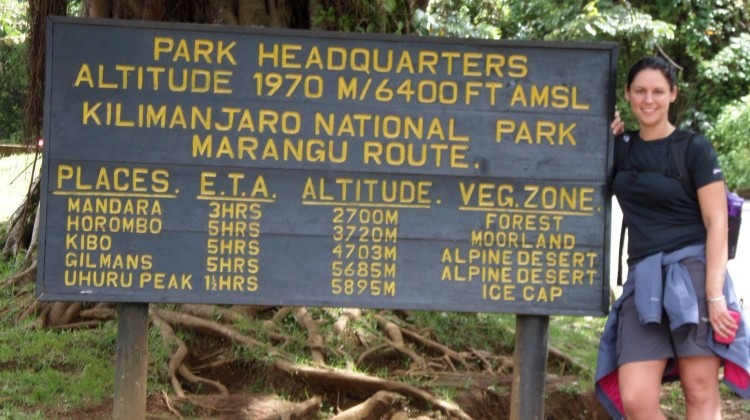 Kilimanjaro - Marangu Route - Private Trip
