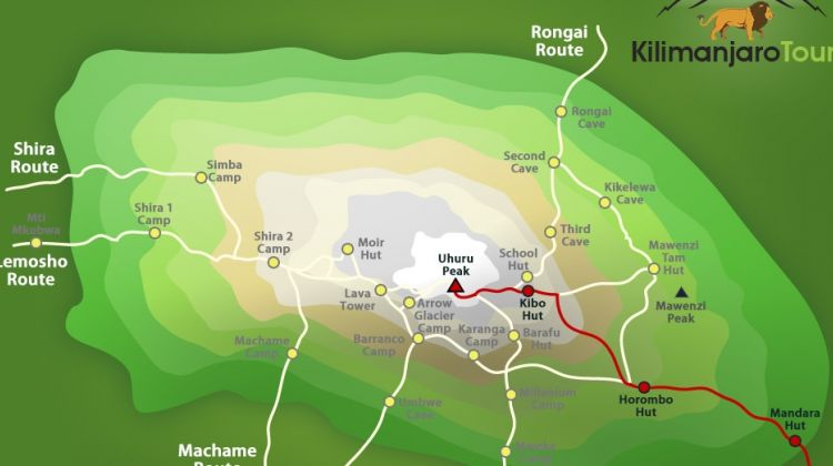 Kilimanjaro - Marangu Route - Private Trip