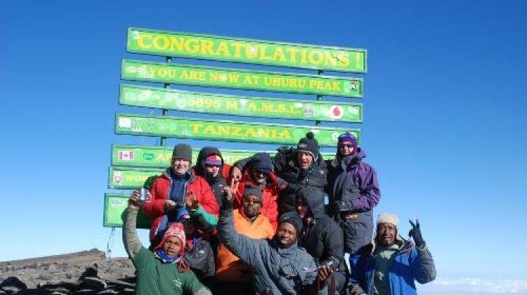 Kilimanjaro - Remote Northern Circuit