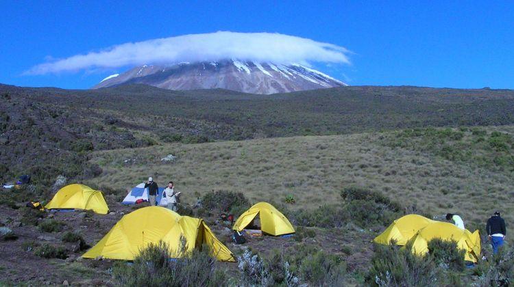 Kilimanjaro - Rongai route, 7 days