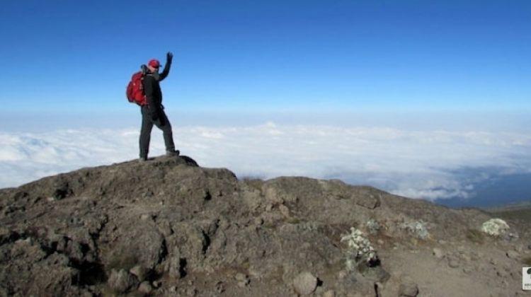 Kilimanjaro - rongai route