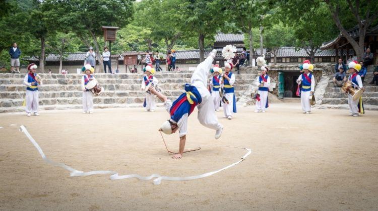 Korean Folk Village Afternoon Tour