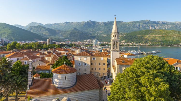 Kotor, Cetinje & Budva in a Day