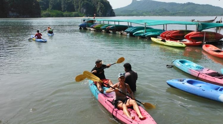 Krabi explorer ( 3 days & 2 nights)