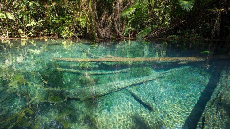Krabi: Hidden Crystal Lagoon with Kayaking + optional ATV