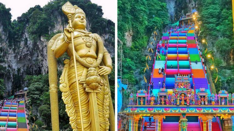 Kuala Lumpur City Tour with Batu Caves