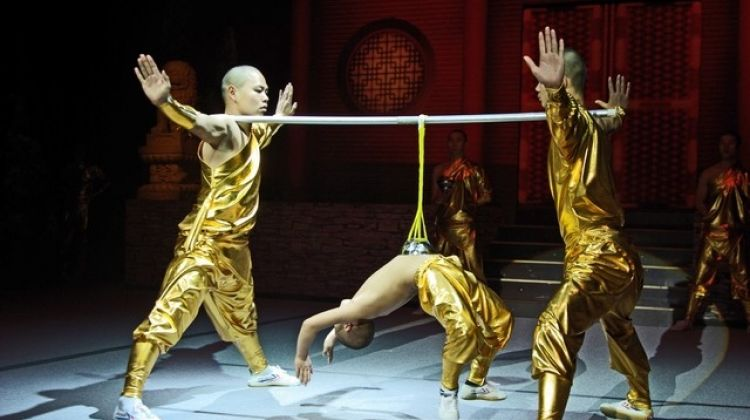 Kung Fu Show in Beijing (Night Tour)