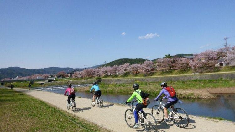 Kyoto on Bike
