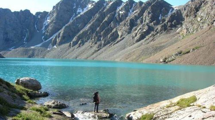Kyrgyzstan & the Tian Shan Mountains