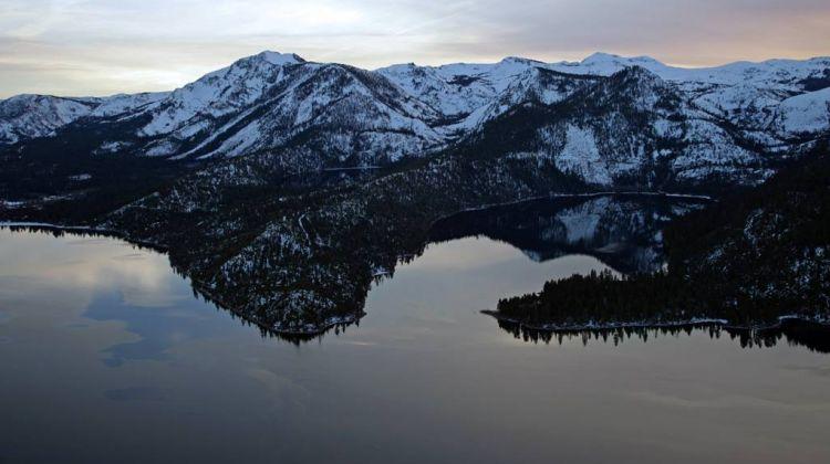 Lake Tahoe Helicopter Circle Tour